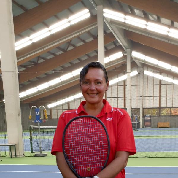 Tenniscenter und tennisschule papenburg - Tennislehrerin Wendela Mulder